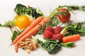 大量の野菜