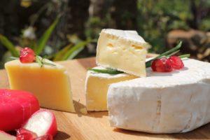 白カビタイプのチーズ