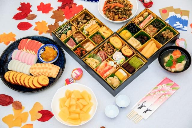 和食のおせち