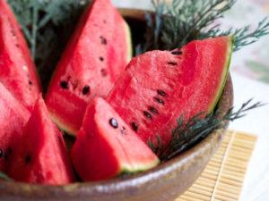 夏が旬の食べ物