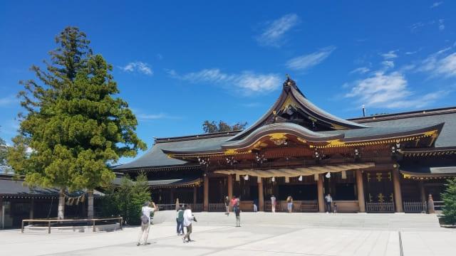 関東 神社